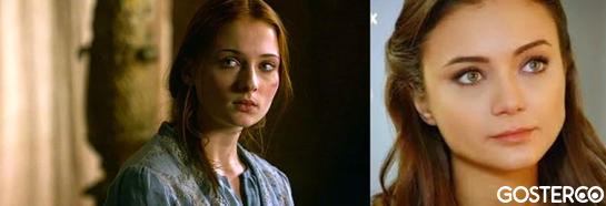 Damla Sönmez - Sansa Stark