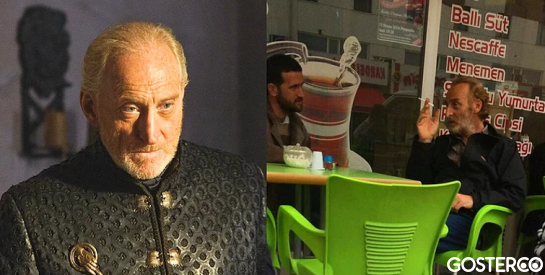Tywin Lannister - Oralet içen abi