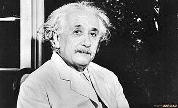 Albert Einstein'in İzafiyet Teorisi (Görelilik Kuramı)