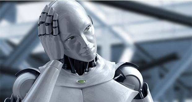 """Kendi Varlığının Farkına Varan Robot """"Robotların Duyguları Var mıdır?"""" Sorusunu Akla Getiriyor"""