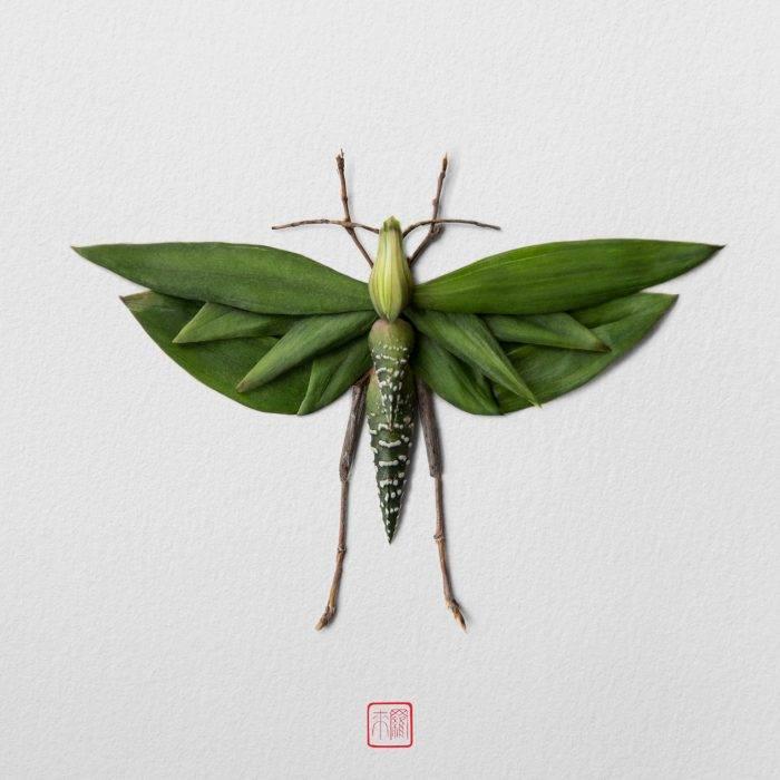 Amerikan Güneybatı'sında Bulunup Geri Dönüştürülen Objelerden Hayvanlar Yaratmak