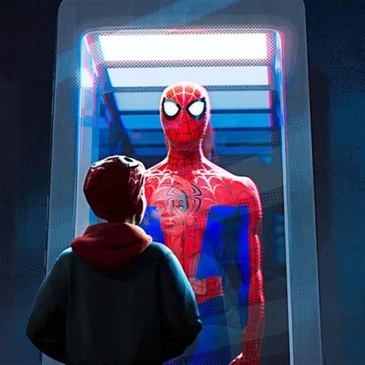 Örümcek Adam Filmi İçin Yapılan Müziği Ayrı Animasyonu Ayrı Mest Eden Klip