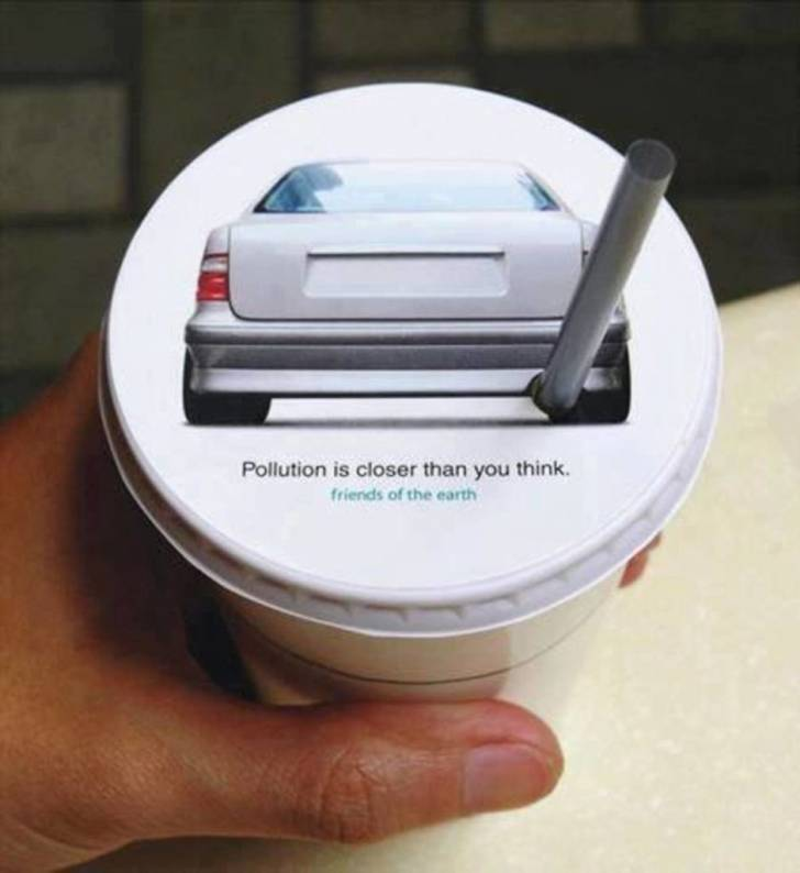Clever Ad- Pollution