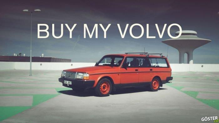 Volvo'mu Satın Al (93 Model Volvo'nun Yeni Reklamı)