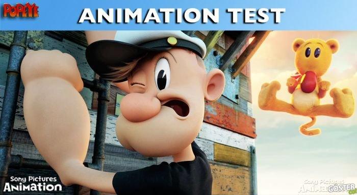 "Sony'den ""Temel Reis (Popeye)"" Animasyonu"