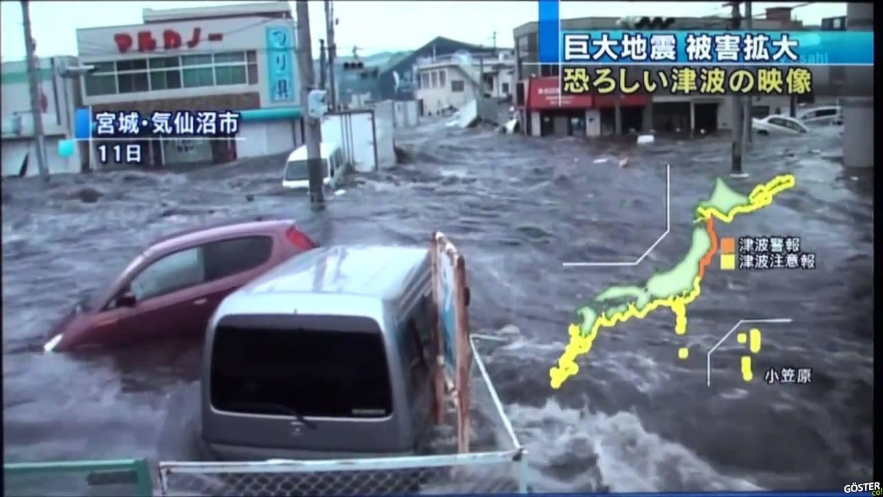 Tsunami Öncesi Çekilen Görüntüler