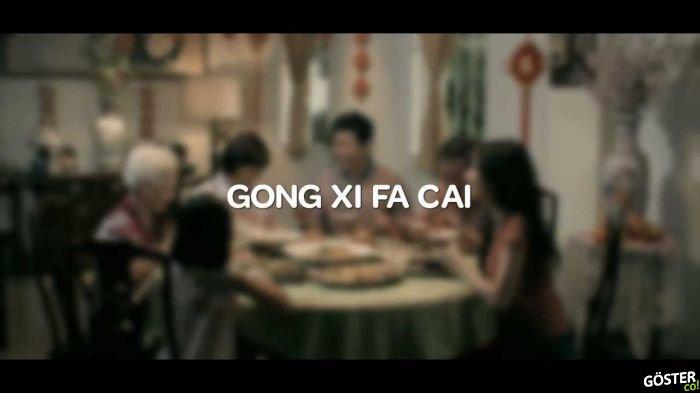 Ailece Yılbaşı Yemeği – Çin Kamu Spotu