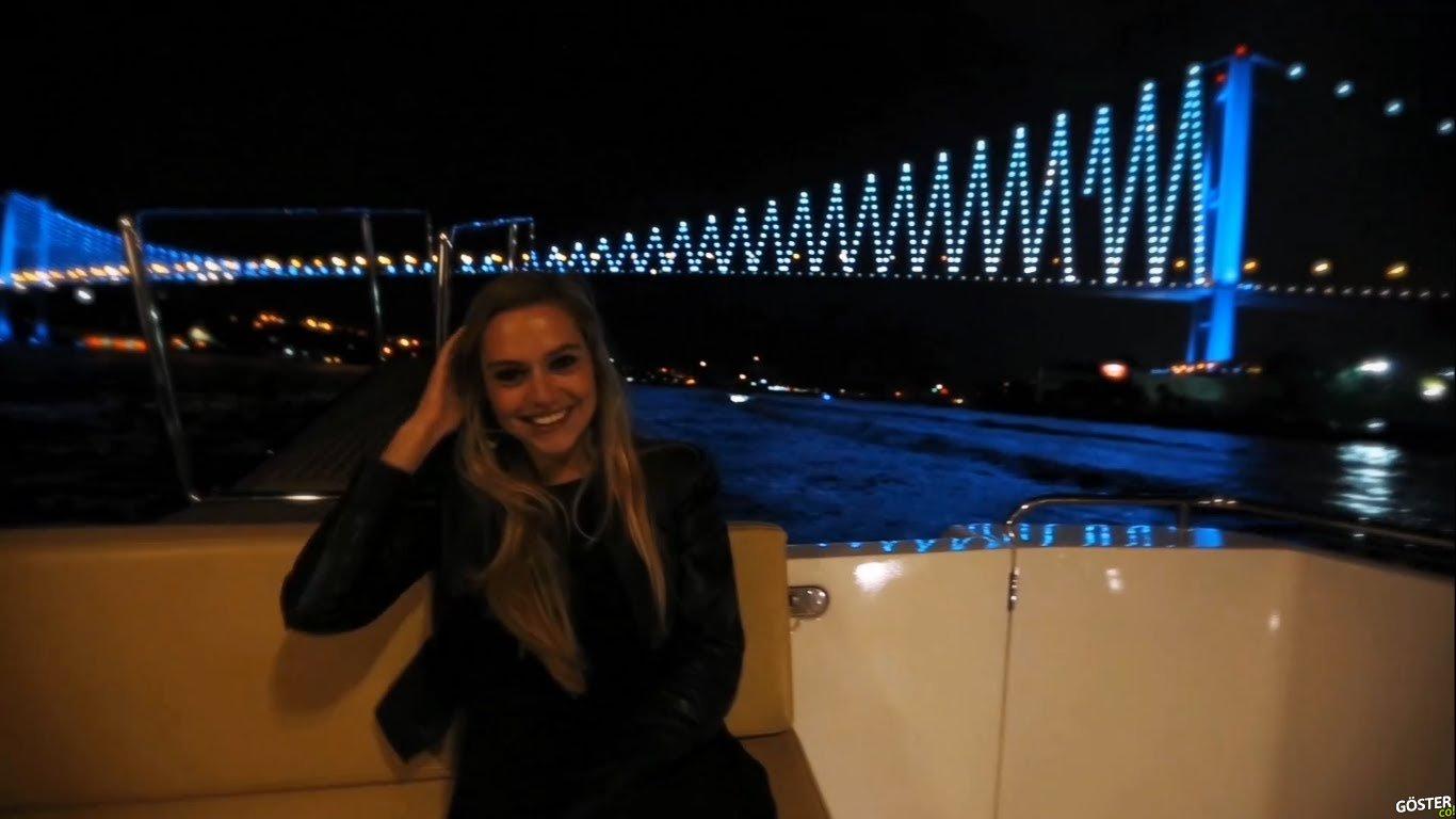 THY'nin Bakış Açısı Yöntemiyle Çekilen İstanbul Tanıtımı
