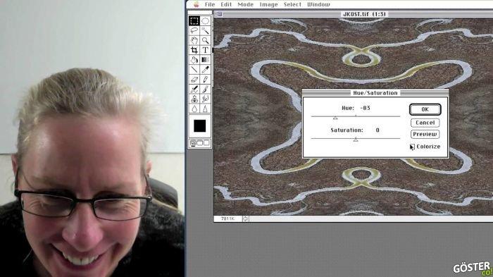 Photoshop'un 25. Yılına Özel Photoshop 1.0 Trollemesi