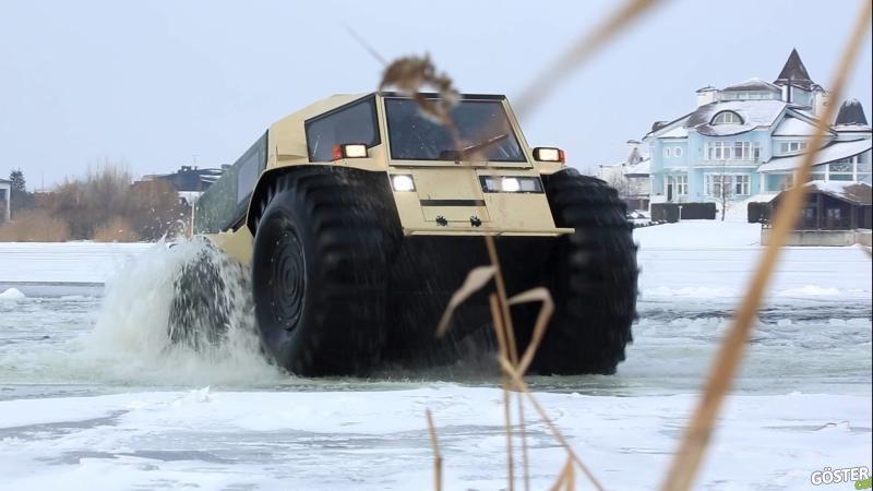 Rusya'nın (Kamyon Tasarımında) Soğuk Savaşı Kazandığı Araçlar