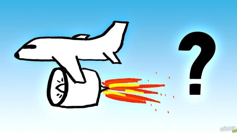Uçak Motorlarının Bu Kadar Büyük Olma Sebebi