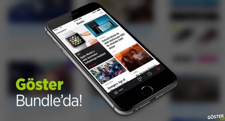Göster, Dünyanın Haberini Ekranınıza Taşıyan Bundle'da!