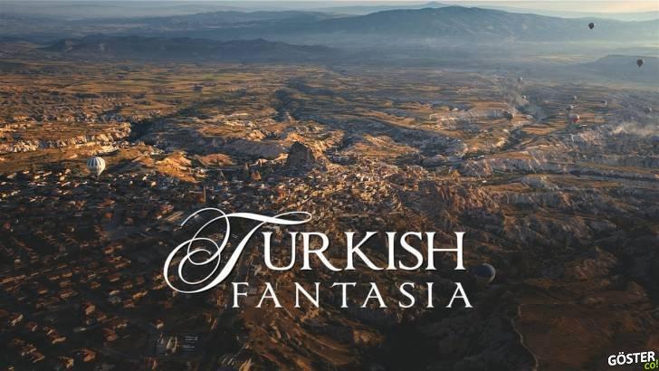 Şiir Gibi Çekim Açılarıyla Kapadokya, İstanbul ve Ankara