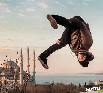 Farang: Freerun İstanbul