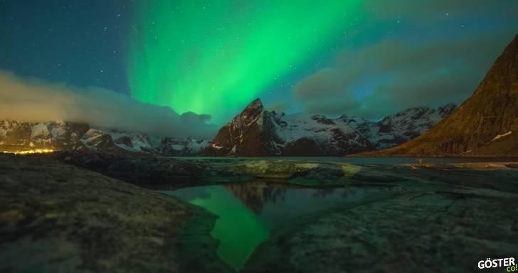 Norveç'in Şiir Gibi Manzaralarını İlkbahar Aylarında Drone ile Kaydetmişler, Sonucu Görmek İsteyebilirsiniz