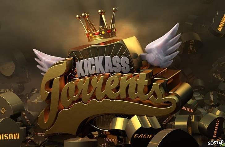 Popüler Torrent Sitesi KickassTorrents Kapatıldı ve Kurucusu Tutuklandı