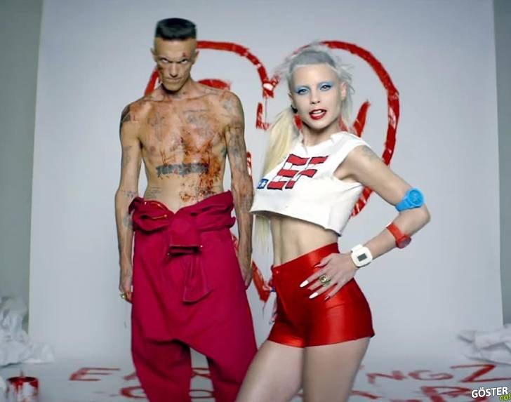 Gelmiş Geçmiş En Aykırı Rap-Rave Müzik Grubu Die Antwoord