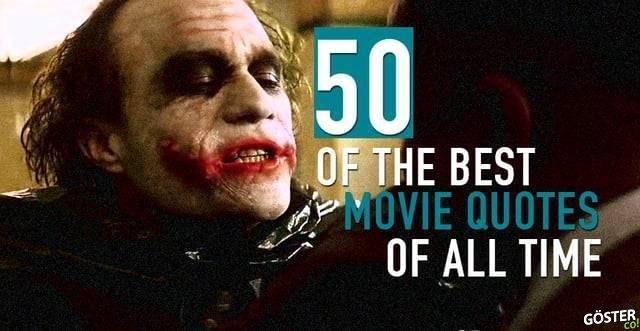 En İyi 50 Film Repliği
