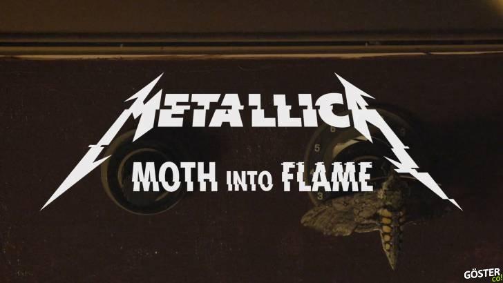 Metallica'nın Hardwired Albümünden Yeni Klip Moth Into Flame'e Geldi
