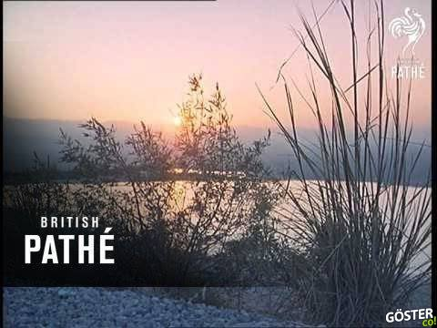 British Pathe Arşivinden 100 Yıllık Türkiye Videoları