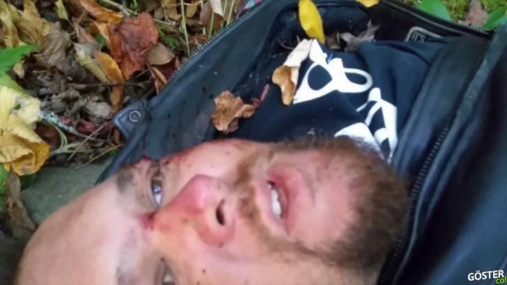 Telefon Çekmeyen Bir Yerde Kaza Yapan Adam Öleceğini Düşünüp Son Videosunu Kaydetti