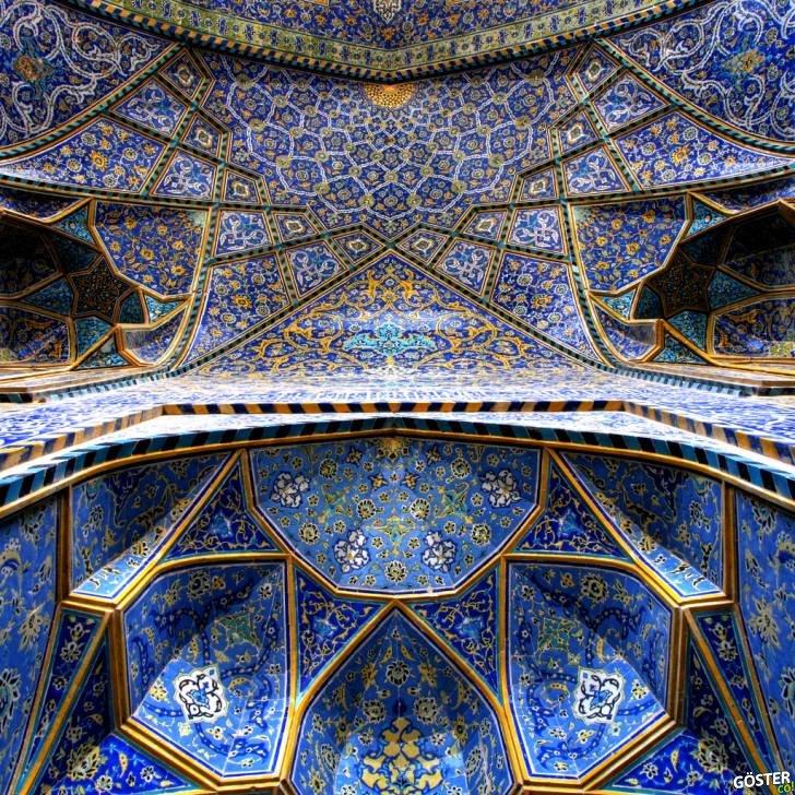126 Şaheser ile İslami Dönem İran'ının Mimarisine Yakından Bakış