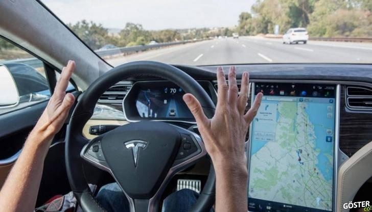 """İstanbul'da """"direksiyona dokunmadan"""" evden işe giden Türk Tesla kullanıcısının yolculuğu ve oto-pilot izlenimleri"""