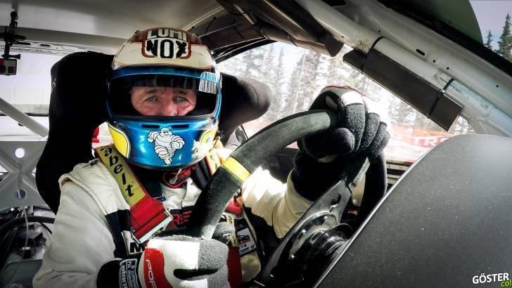 Jeff Zwart'ın 800hp Porsche Turbo Cup ile Kırdığı Tırmanış Rekoru