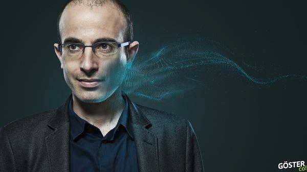"""Yuval Noah Harari: """"Bu çağ bir dijital diktatörlük ortaya çıkarabilir"""""""