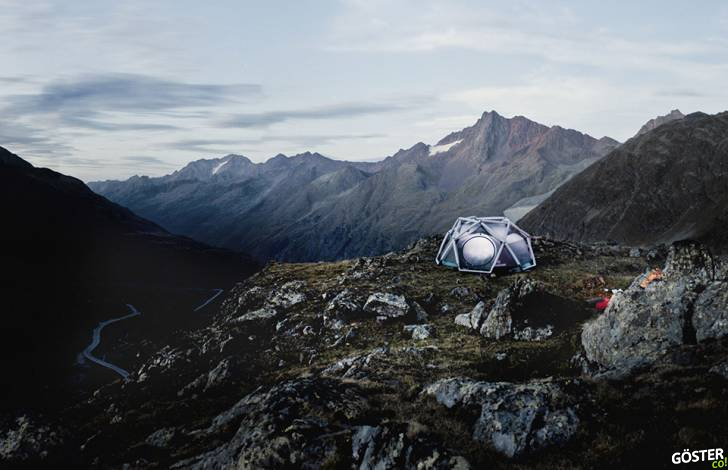 Heimplanet Mavericks Inflatable Expedition Tent 6 Tents of Tomorrow: 10 Best Tents for the Discerning Traveler