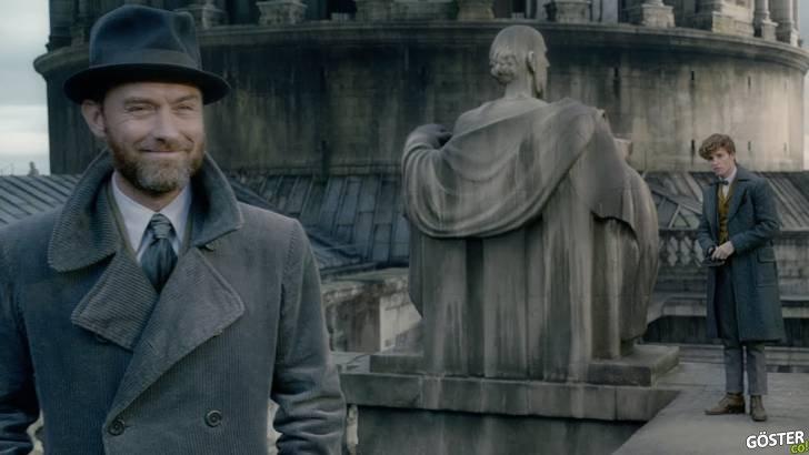 """Yılın En Ümit Vadeden Filmlerinden: """"Fantastik Canavarlar: Grindelwald'ın Suçları"""""""