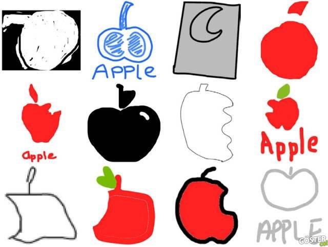 """150 Kişiden, Apple Logosunu """"Ezbere"""" Çizmelerini İstemişler ve Sonuç"""