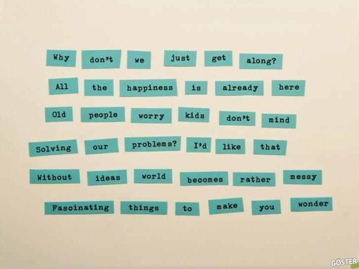 Sebastian Wernicke'den Sıra Dışı İddia: 1000 TED Konuşması, 6 kelime