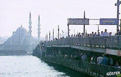 1991'de Türkiye: Mor Çatı, Galata, Agatha Christie
