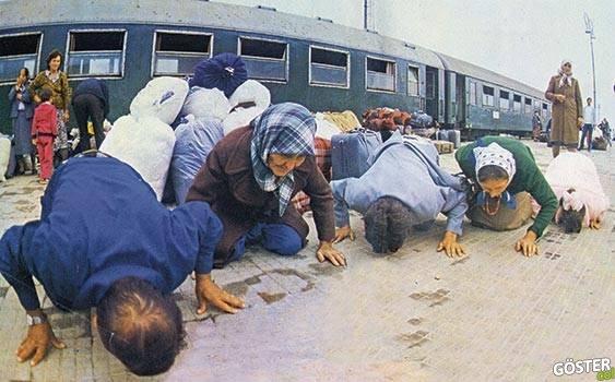 """Bulgaristan Türklerinin """"zorunlu göçünü"""" anlatan 1989 yapımı BBC belgeseli"""
