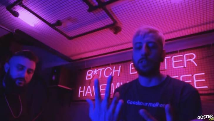 Rapçi Khontkar'ın, Berberi ile Yaptığı Şarkı: Saçkolik Adam
