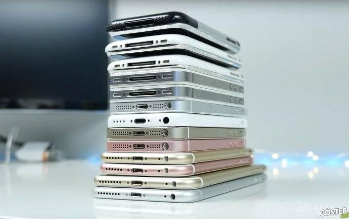 Bugüne Kadar Tanıtılmış Tüm iPhone Modelleri (Lansman Sunumlarıyla)
