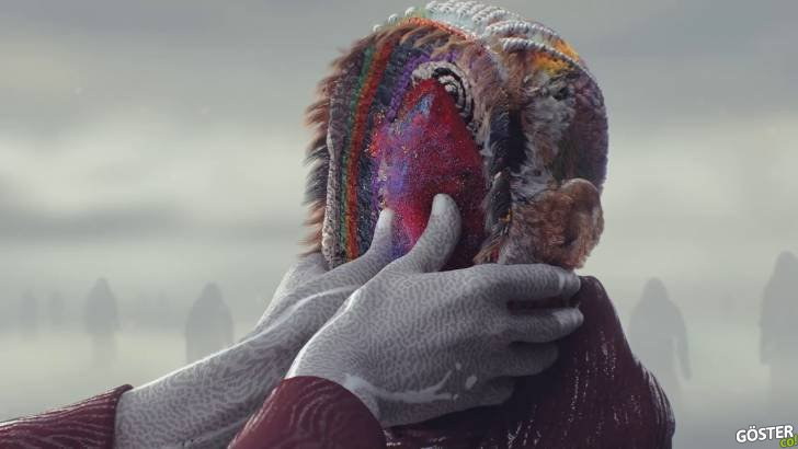 OFFF London: Çin'de Sosyal Medyayı Alt Üst Eden Non Figüratif Film