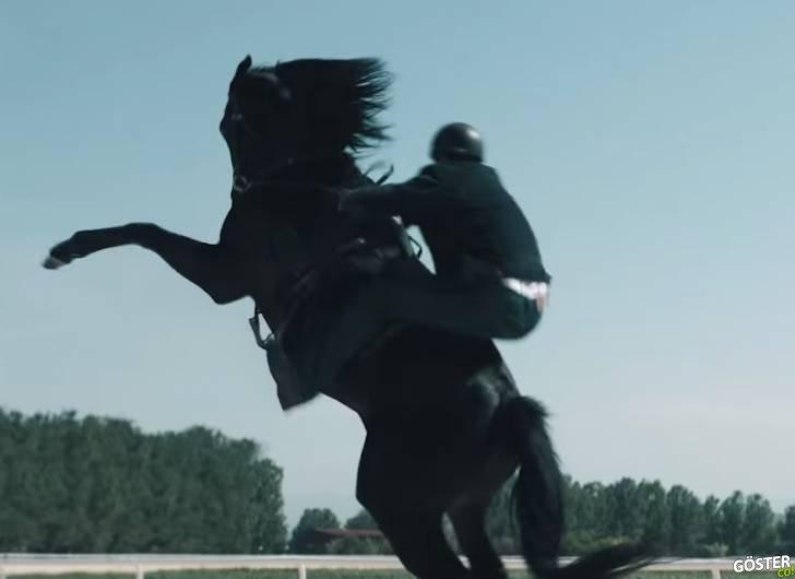 """Bir Yarış Atının Hikayesini Anlatan """"Şampiyon: Bold Pilot"""" Filminin İlk Fragmanı"""