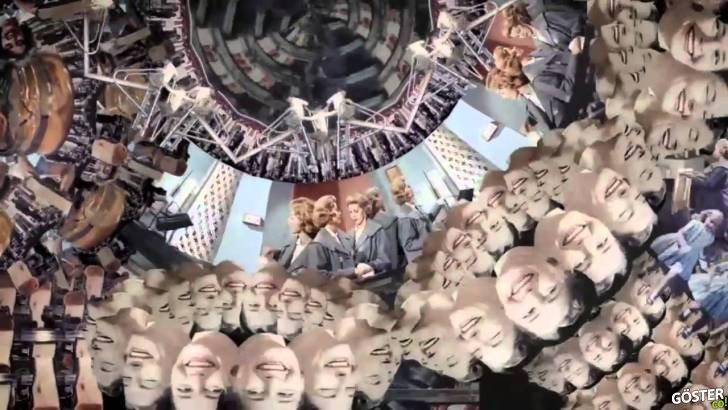 Bonobo'dan Beyin Yakan Müzik Klibi: Cirrus