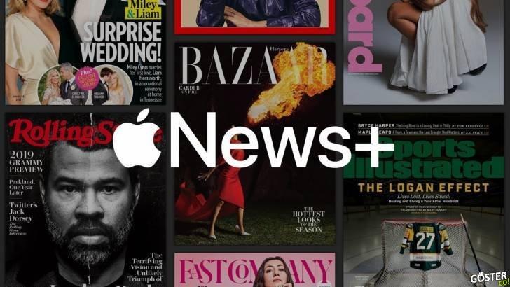 Yeni Dergi ve Haber Uygulaması Apple News+ Resmi Tanıtım Filmi