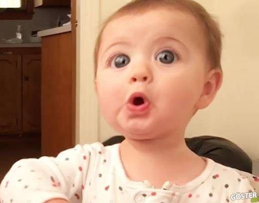 Bebeklerin Sürpriz Olaylara Verdiği Birbirinden Komik Tepkiler
