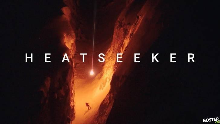 Gece, Kırmızı Işık Altında Çekilen Mükemmel Kayak Videosu