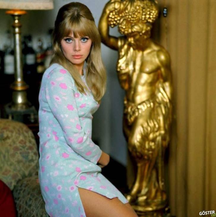 britt-ekland-1960s