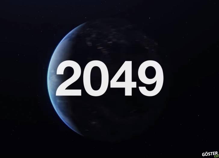 Hızlandırılmış Gelecek: Zamanın Sonuna Yolculuk (4K video simülasyonu)