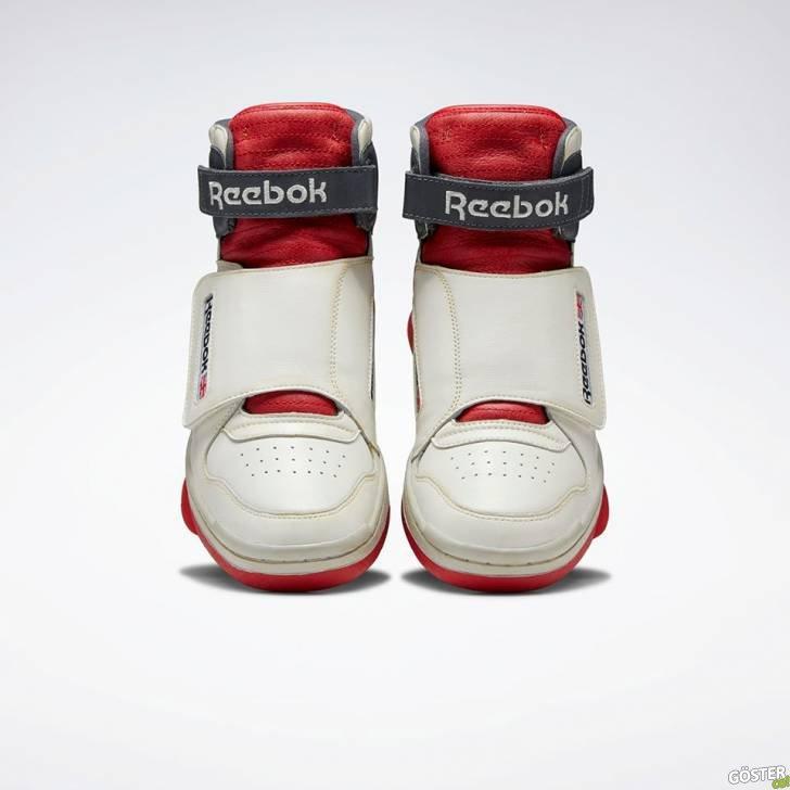Reebok'un uzay aracınızı sürerken binin diye tasarladığı şahane ayakkabısı: Alien Stomper 40th OG Özel Seri