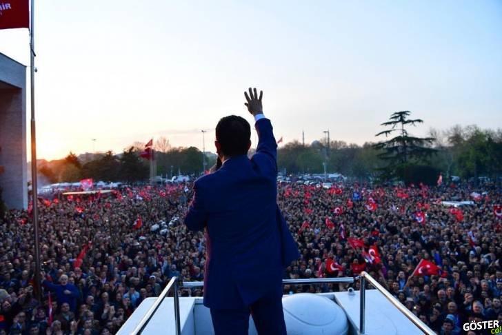 """Ekrem İmamoğlu'nun, resmi olarak """"başkan"""" seçildikten sonra verdiği ilk ve kucaklayıcı mesajı"""