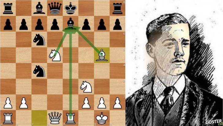 """Satranç oyununda """"zafere giden yolda"""" en fazla kaç taş feda edilebilir, hiç merak ettiniz mi?"""