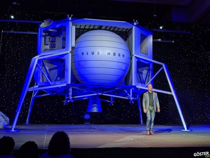 İnsanlar uzay kolonilerinde mi yaşayacak? Amazon'un uzay projesi Mavi Ay hakkında bilmeniz gereken her şey
