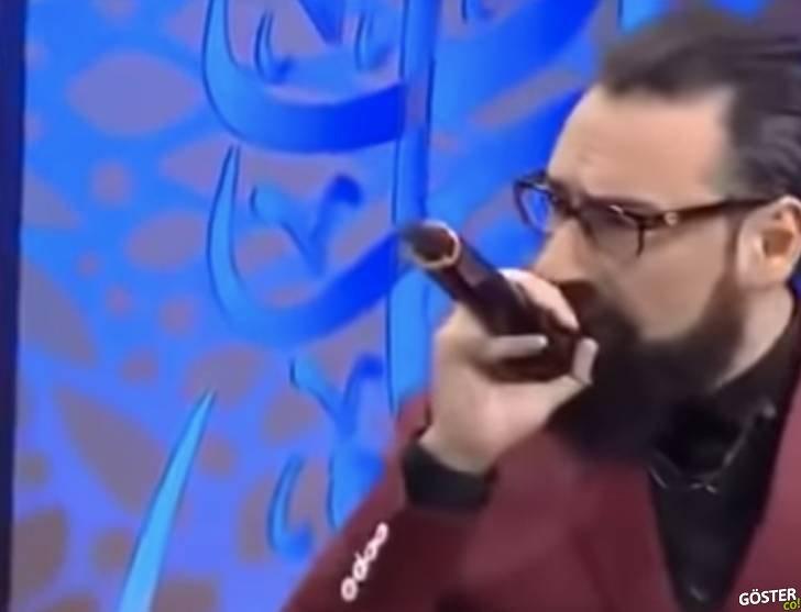 """Nihat Hatipoğlu'nun sahur programına damga vuran """"rap ilahi"""""""